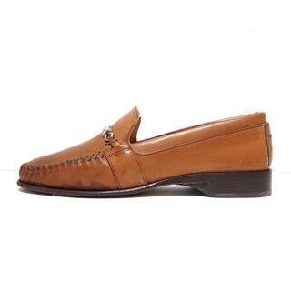 コールハーン(Cole Haan)のコールハーン 6 1/2 B レディース - レザー(ローファー/革靴)