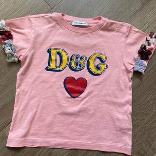 ドルチェアンドガッバーナ(DOLCE&GABBANA)のドルチェアンドガッバーナ♡Tシャツ(Tシャツ)