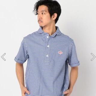 ダントン(DANTON)の【美品】DANTON 半袖チェックシャツ(シャツ)