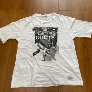 QUOTE Tシャツ(Tシャツ/カットソー(半袖/袖なし))