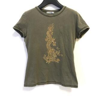 ヴィヴィアンタム(VIVIENNE TAM)のヴィヴィアンタム 半袖Tシャツ サイズ0 XS(Tシャツ(半袖/袖なし))