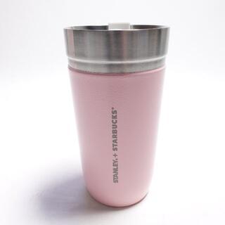 スターバックスコーヒー(Starbucks Coffee)のSTANLE STARBUCKS ステンレスカップ ベビーピンク(日用品/生活雑貨)