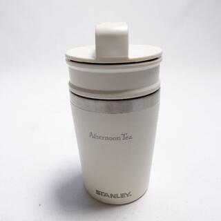 アフタヌーンティー(AfternoonTea)のAfternoon Tea STANLE 真空携帯マグカップ ホワイト(日用品/生活雑貨)