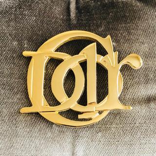 クリスチャンディオール(Christian Dior)の最終セール‼️極美品✨クリスチャンディオール 💛 ヴィンテージ ブローチ(ブローチ/コサージュ)