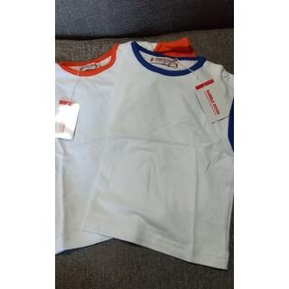 キムラタン(キムラタン)のTシャツ 80 二枚(Tシャツ)