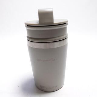 アフタヌーンティー(AfternoonTea)のAfternoon Tea STANLE 真空携帯マグカップ グレー(日用品/生活雑貨)