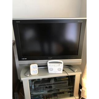 アクオス(AQUOS)のシャープAQUOS32型(テレビ)