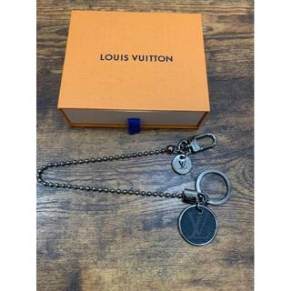 ルイヴィトン(LOUIS VUITTON)のLOUISVUITTONルイヴィトン 美品 ポルトクレシェンヌモノグラムID(ウォレットチェーン)
