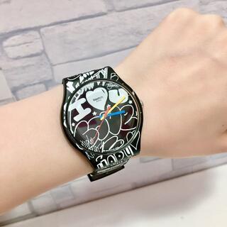 スウォッチ(swatch)の未使用 Swatch スウォッチ オリジナル ラブウォール 腕時計(腕時計)