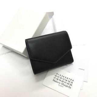 マルタンマルジェラ(Maison Martin Margiela)の新品 21-22AW メゾン マルジェラ エンベロープ 三つ折り 財布(財布)