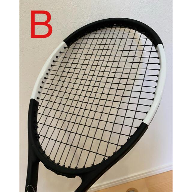 wilson(ウィルソン)のウィルソン プロスタッフ97 (RF97) スポーツ/アウトドアのテニス(ラケット)の商品写真