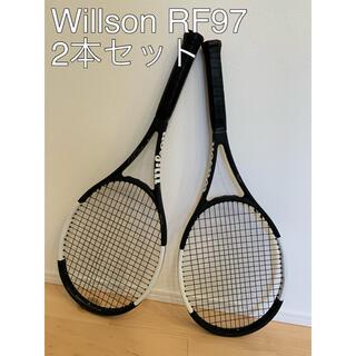 wilson - ウィルソン プロスタッフ97 (RF97)