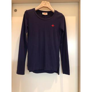 ヴィヴィアンウエストウッド(Vivienne Westwood)のヴィヴィアンウエストウッド 長袖Tシャツ(Tシャツ(長袖/七分))