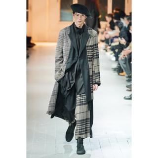 Yohji Yamamoto - yohji yamamoto pour homme 20aw look5
