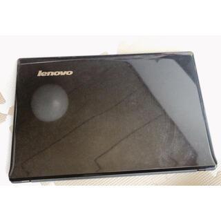 レノボ(Lenovo)の ノートパソコン lenovo g570 中古 使用感あり 出荷状態(ノートPC)