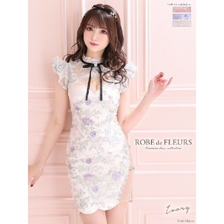 ROBE - ROBE de FLEURS/ローブドフルールドレス