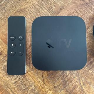 Apple - Apple TV 第4世代 32GB FGY52J/A(A1625)