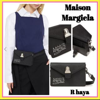 エムエムシックス(MM6)のMaison Margielaショルダー(ショルダーバッグ)