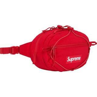 シュプリーム(Supreme)のSupreme Waist Bag Dark Red 2020 WEEK1 新品(ボディーバッグ)