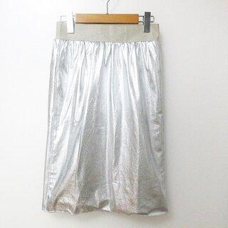 ドルチェアンドガッバーナ(DOLCE&GABBANA)のDOLCE&GABBANA 美品 スカート ひざ丈 タイト 38 W64(その他)