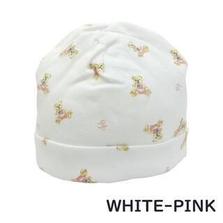 ラルフローレン(Ralph Lauren)の【新品】ラルフローレン ベビー 帽子(帽子)
