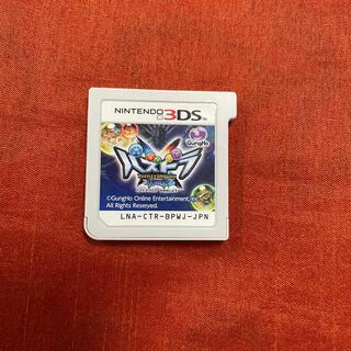 ニンテンドー3DS(ニンテンドー3DS)のパズドラクロス 神の章 3ds ソフト カセット(携帯用ゲームソフト)