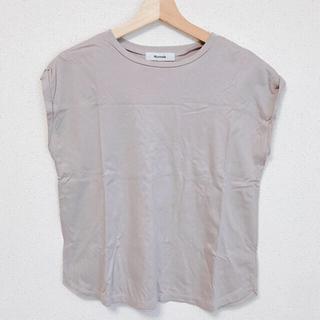 マイストラーダ(Mystrada)の美品 マイストラーダ クルーネックカットソー Tシャツ(カットソー(半袖/袖なし))