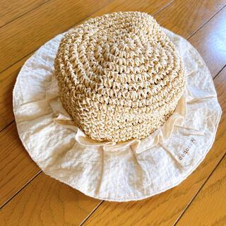 シマムラ(しまむら)のconoco 麦わら帽子(帽子)