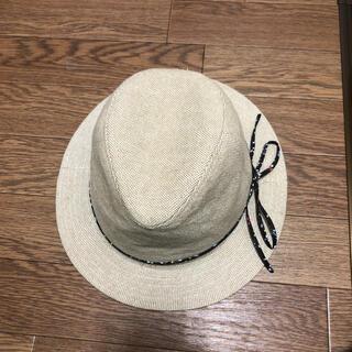 ユニクロ(UNIQLO)のユニクロ 帽子 レディース(ハット)