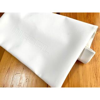 ディーゼル(DIESEL)の☆★DIESEL 合皮 ギフト 袋 クラッチ バッグ ディーゼル ★☆(ショップ袋)