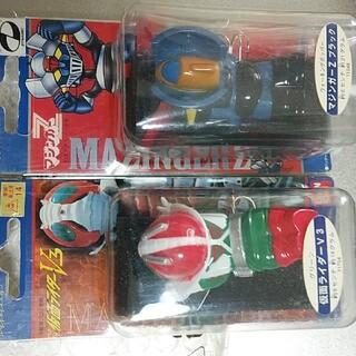バンダイ(BANDAI)の仮面ライダーとマジンガーZルアーセット販売(ルアー用品)