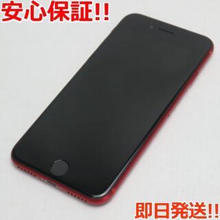 アイフォーン(iPhone)の新品同様 SIMフリー iPhone SE 第2世代 64GB レッド (スマートフォン本体)