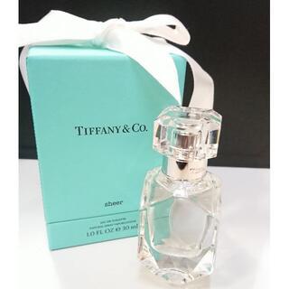 Tiffany & Co. - 9169 TIFFANY シアー オードトワレ 30ml 香水