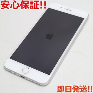 アイフォーン(iPhone)の美品 SOFTBANK iPhone7 PLUS 32GB シルバー (スマートフォン本体)