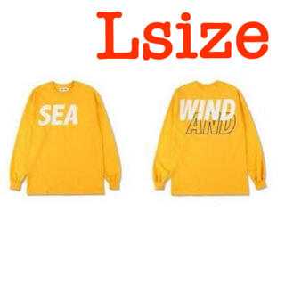 GDC - 【Lsize】wind and sea ロンT