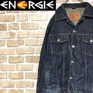 エナジー(ENERGIE)の【エナジー】ENERGIE クアリティーデニムジャケット ジージャン(Gジャン/デニムジャケット)
