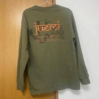 アリシアスタン(ALEXIA STAM)のJUEMI Arabic L/S ロンT カーキ(Tシャツ(長袖/七分))
