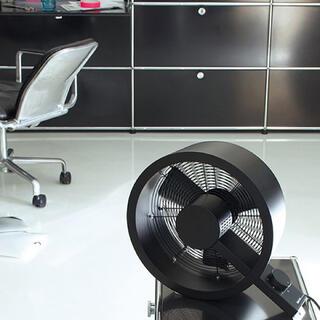 バルミューダ(BALMUDA)のstadler form q-fan サーキュレーター 扇風機(サーキュレーター)