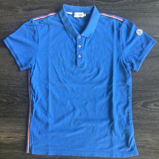 モンクレール(MONCLER)のMONCLER モンクレール  ポロシャツ  M  スリムフィット(ポロシャツ)