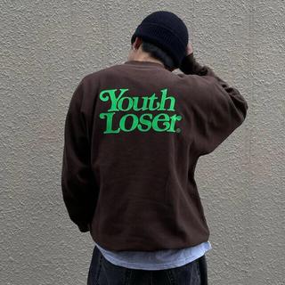 ジーディーシー(GDC)の【希少】verdy youthloser ガールズドントクライ 伊勢丹(パーカー)