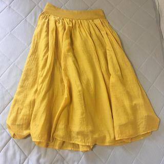アンレリッシュ(UNRELISH)のUNRELISH スカート(ひざ丈スカート)