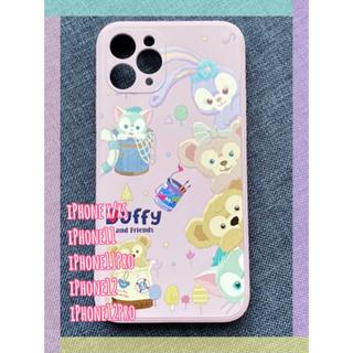 ダッフィー(ダッフィー)のDuffyとfriends♡iPhone11/11Pro/12/12Proケース(iPhoneケース)
