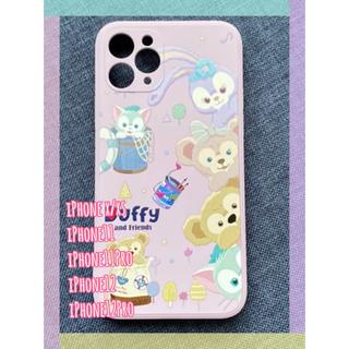 ダッフィー(ダッフィー)の◆◇Duffyとfriends♡iPhoneXS/Xケース◇◆(iPhoneケース)