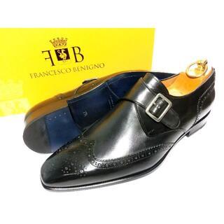 サントーニ(Santoni)の【新品】フランチェスコベニーニョ 革靴 71/2 26.5 4638(ドレス/ビジネス)