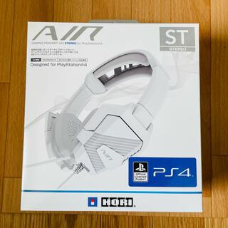 プレイステーション4(PlayStation4)のHORI ゲーミングヘッドセット for PlayStation4(ヘッドフォン/イヤフォン)