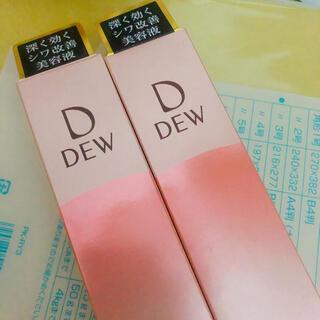 デュウ(DEW)のdew リンクルスマッシュ 20g ×2本セット(美容液)