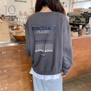 GOGOSING - ソニョナラ トレーナー 長袖Tシャツ