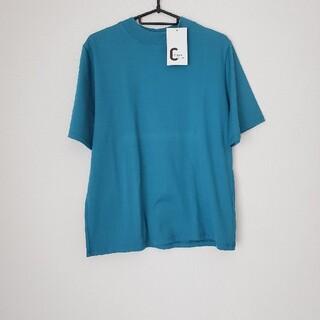 センスオブプレイスバイアーバンリサーチ(SENSE OF PLACE by URBAN RESEARCH)の新品オーガニックコットンTシャツ(Tシャツ(半袖/袖なし))
