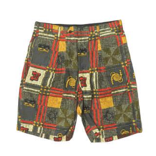 エンジニアードガーメンツ(Engineered Garments)のEngineered Garments 21SS アフリカン サンセットショーツ(ショートパンツ)