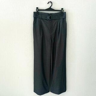 ロートレアモン(LAUTREAMONT)のla.f...♡ワイドパンツ♡42サイズ(カジュアルパンツ)
